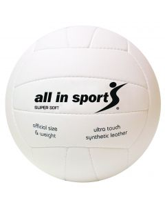 Volleyboll ALL IN SPORT Super Soft